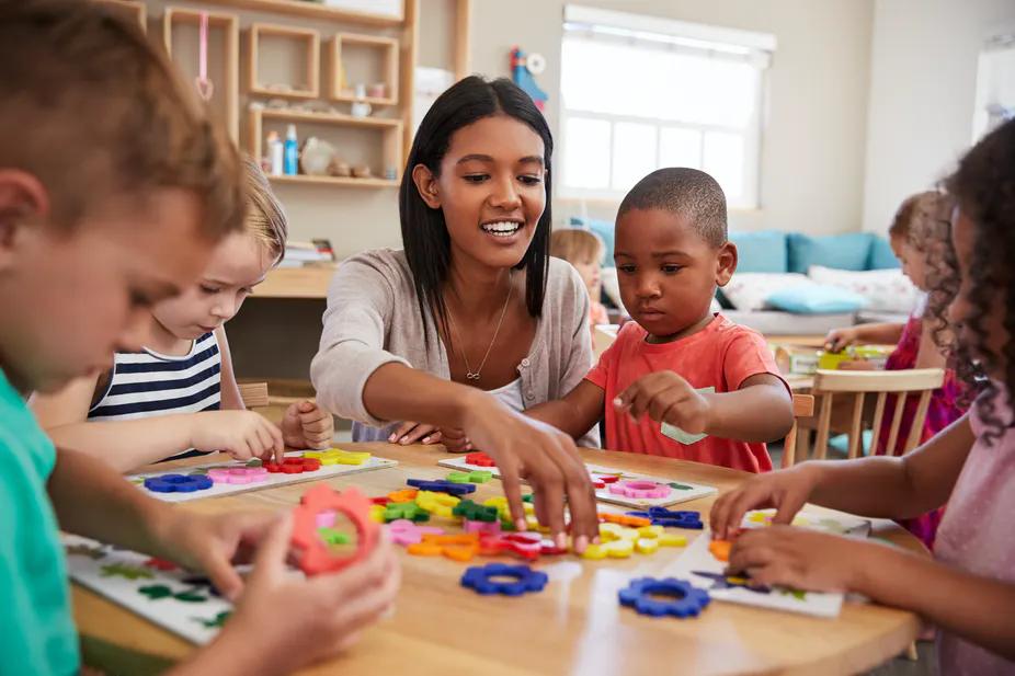 5 Characteristics of a Great Preschool Teacher